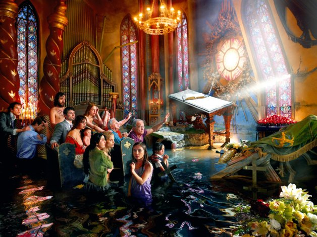 David Lachapelle - Untitled 05