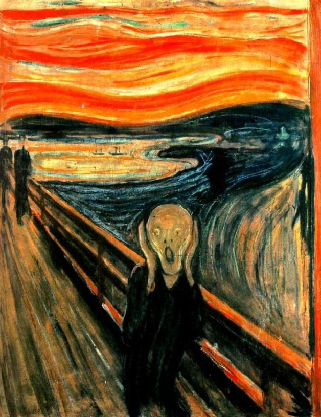 OGrito - Edvard Munch